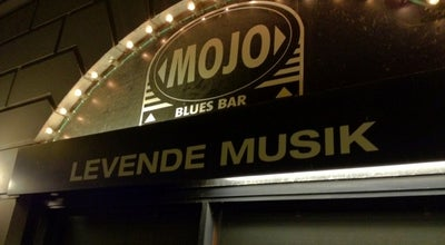 Photo of Nightclub Mojo Blues Bar at Løngangstræde 21c, Copenhagen 1468, Denmark