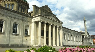 Photo of College Academic Building Haileybury School at United Kingdom