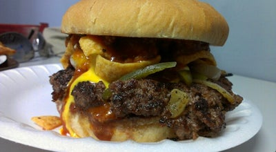 Photo of Burger Joint Hubcap Grill & Beer Yard at 1133 W 19th St, Houston, TX 77008, United States
