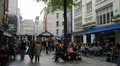 Photo of Plaza St Christopher's Place at St Christopher's Pl, Marylebone W1U 1BF, United Kingdom