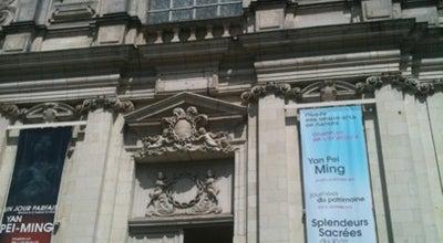 Photo of Art Museum Musée des Beaux-Arts at 10 Rue Georges Clemenceau, Nantes 44000, France
