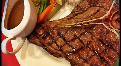 Photo of Steakhouse Tender Bob's at Ground Flr, The Promenade, Greenhills Shopping Center, San Juan, Philippines