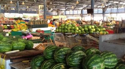 Photo of Farmers Market Mercado do Porto at Av. Oito De Abril,, Cuiabá 78025-340, Brazil