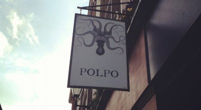 Photo of Italian Restaurant Polpo at 41 Beak St, Soho W1F 9SB, United Kingdom