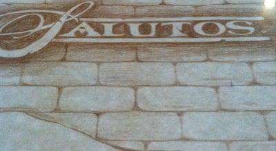 Photo of Italian Restaurant Saluto's Pizza & Pasta at 7680 Grand Ave, Gurnee, IL 60031, United States
