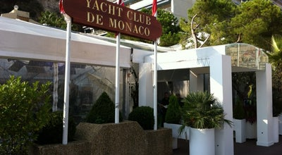 Photo of Harbor / Marina Yacht Club de Monaco at 16 Boulevard Antoine 1er, Monaco 98000, Monaco