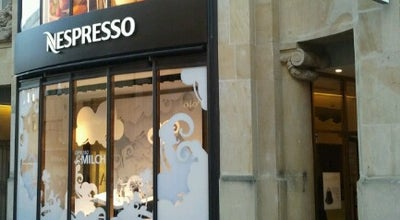 Photo of Coffee Shop Nespresso Boutique at Theatinerstr. 38, München 80333, Germany
