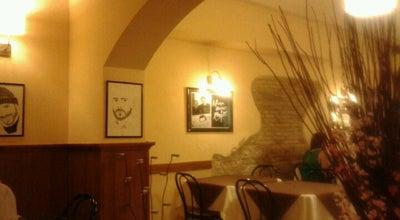 Photo of Italian Restaurant Osteria Della Piazza at Piazza Ugo Bassi, 14b, Ancona 60127, Italy