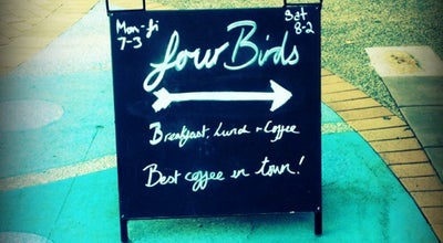 Photo of Coffee Shop Four Birds at 32 The Mall, Darwin, NT 0810, Australia