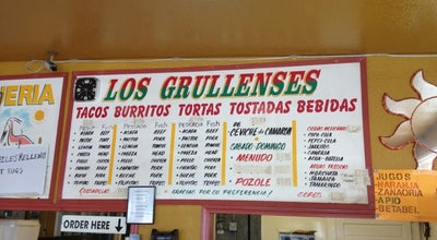 Photo of Mexican Restaurant Taqueria Los Grullenses at Sanborn Pl, Salinas, CA 93901, United States
