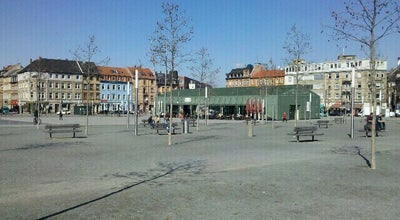 Photo of Plaza Alter Messplatz at Am Messplatz, Mannheim, Germany