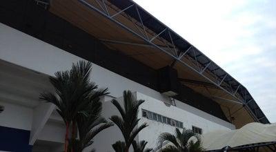 Photo of Tennis Court National Tennis Centre at Jalan Duta, Kuala Lumpur 50480, Malaysia