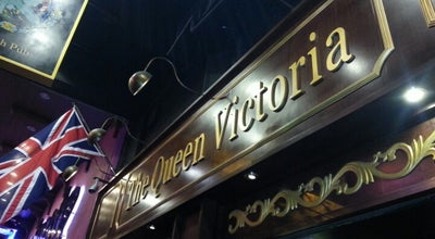 Photo of Bar The Queen Victoria at 108 Lockhart Rd, Wan Chai, Hong Kong