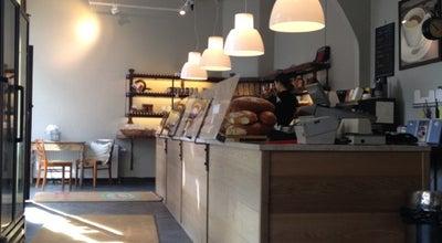 Photo of Bakery Det Rene Brød at Rosenvængets Allé 17, København 2100, Denmark