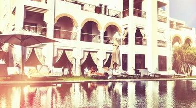 Photo of Hotel Bar Riad Villa Blanche at Agadir, Morocco