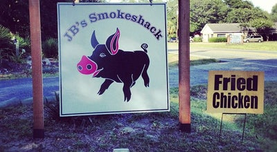 Photo of BBQ Joint JB's Smokeshack at 3406 Maybank Hwy, Johns Island, SC 29455, United States