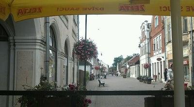 Photo of Cafe Staburadze at Liepājas Iela 8, Kuldīga LV-3301, Latvia