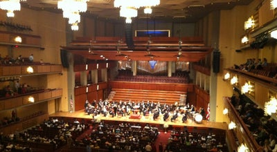 Photo of Concert Hall Kennedy Center Concert Hall - NSO at Washington, DC 20037, United States