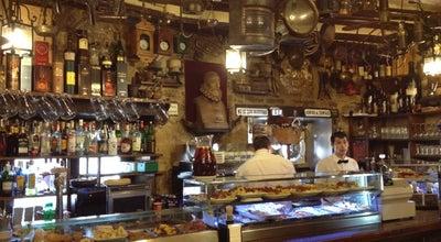 Photo of Spanish Restaurant Mesón Cervantes at Plaza Mayor, Salamanca 37002, Spain
