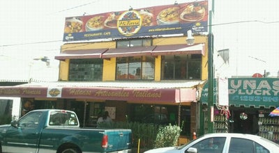 Photo of Latin American Restaurant Mi Tierra at Fernando Iglesias Calderón 30, Mexico City 15900, Mexico