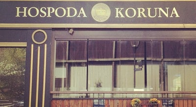 Photo of Bar Hospoda Koruna at Kauppakatu 30, Kajaani 87100, Finland