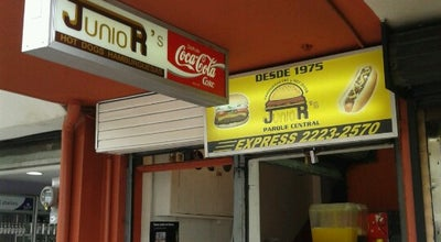 Photo of Burger Joint Hamburguesas Junior's at Parque Central, Central, Costa Rica