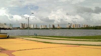 Photo of Lake Lagoa da Jansen at Lagoa, São Luís, Brazil