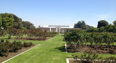 Photo of Garden Exposition Park Rose Garden at 3990 Menlo Ave, Los Angeles, CA 90037, United States