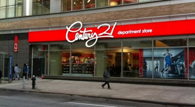 Photo of Department Store Century 21 at 1972 Broadway, New York, NY 10023, United States