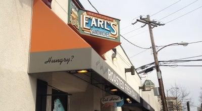 Photo of Sandwich Place Earl's Sandwiches at 2605 Wilson Blvd, Arlington, VA 22201, United States