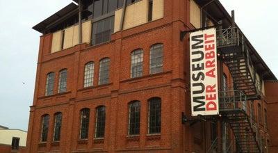 Photo of History Museum Museum der Arbeit at Wiesendamm 3, Hamburg 22305, Germany