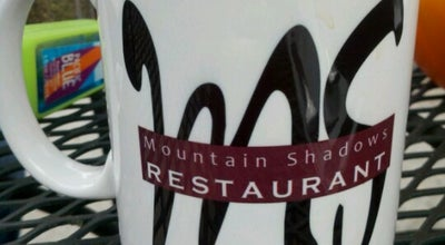 Photo of American Restaurant Mountain Shadows Restaurant at 2223 W Colorado Ave, Colorado Springs, CO 80904, United States