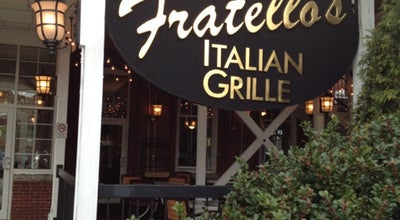Photo of Italian Restaurant Fratello's Italian Grille at 155 Dow St, Manchester, NH 03101, United States