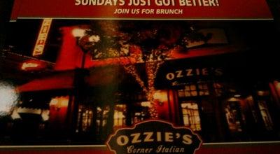 Photo of Italian Restaurant Ozzie's Good Eats at 11880 Grand Commons Ave, Fairfax, VA 22030, United States