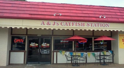 Photo of American Restaurant A & J's Catfish Station at 5950 Knight Arnold Road Ext, Memphis, TN 38115, United States