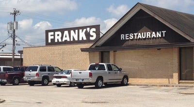 Photo of American Restaurant Frank's Restaurant at 11 N Kessler Ave, Schulenburg, TX 78956, United States