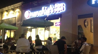 Photo of Ice Cream Shop Menchie's Frozen Yogurt at 865 York Mills Rd,, Toronto, ON M3B 1Y6, Canada