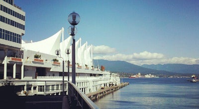 Photo of Hotel The Fairmont Waterfront at 900 Canada Pl., Vancouver, BC V6C 3L5, Canada