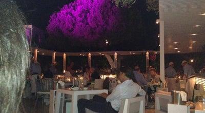 Photo of Mediterranean Restaurant Interni at Malamatenia Alley - Matogiannia, Mykonos Town, Greece