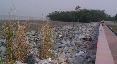 Photo of Beach Tambak Pontian at Jalan Delima, Pontian District 82000, Malaysia