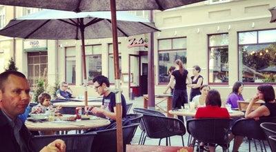 Photo of Scandinavian Restaurant Zoe's at Odminių G. 3, Lithuania