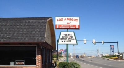 Photo of Mexican Restaurant Los Amigos at 409 N Cusick St, Maryville, TN 37804, United States