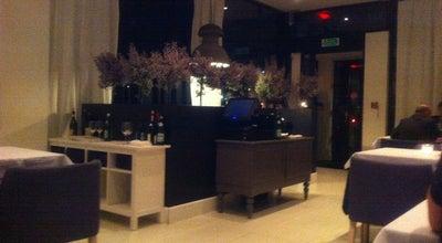 Photo of Molecular Gastronomy Restaurant Atelier Amaro at Agrykola 1, Warsaw 00-461, Poland