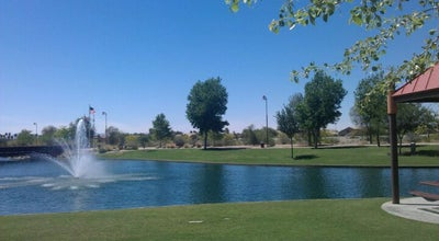 Photo of Park Rio Vista Community Park at 8866 W Thunderbird Rd, Peoria, AZ 85381, United States