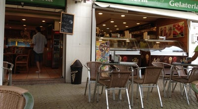 Photo of Ice Cream Shop Gelateria Moka at Avinguda Dels Banys, 6-12, Castelldefels 08860, Spain