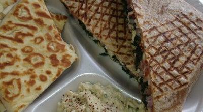 Photo of Mediterranean Restaurant Jasmin Mediterranean Bistro at 2430 Hillsborough St, Raleigh, NC 27607, United States