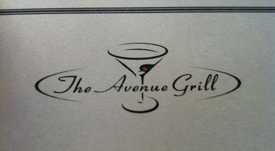 Photo of American Restaurant Avenue Grill at 630 E 17th Ave, Denver, CO 80203, United States