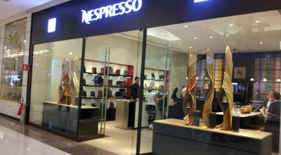 Photo of Coffee Shop Nespresso at Morumbishopping, São Paulo 04707-900, Brazil