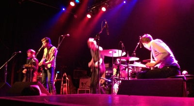 Photo of Rock Club Phoenix Concert Theatre at 410 Sherbourne St., Toronto, ON M4X 1K2, Canada