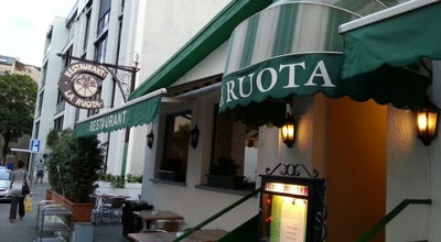 Photo of Pizza Place La Ruota at Avenue Industrielle 10, Carouge 1227, Switzerland
